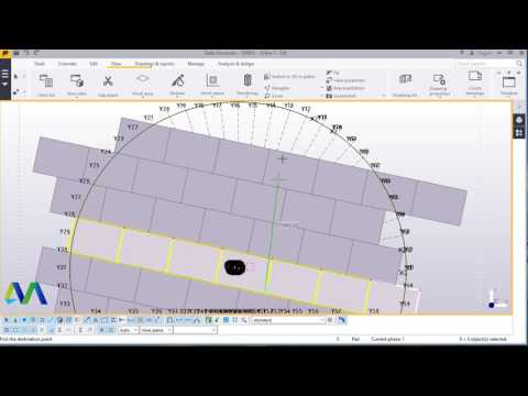 Fuel Storage Tank Creation Part -2 in Tekla Structures 2016