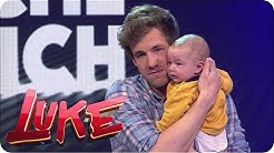Das Baby-Trainingslager mit Luke, Sarah und Pietro - LUKE! Die Woche und ich