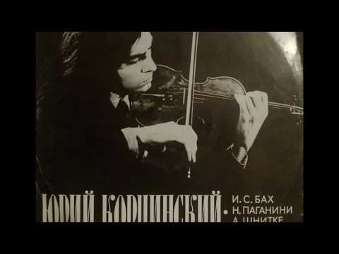 A.Schnittke.Suite in the Old Style for Violin & Piano