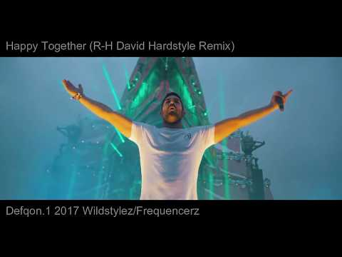 The Turtles - Happy Together (R-H David Hardstyle Remix) Official Music Video