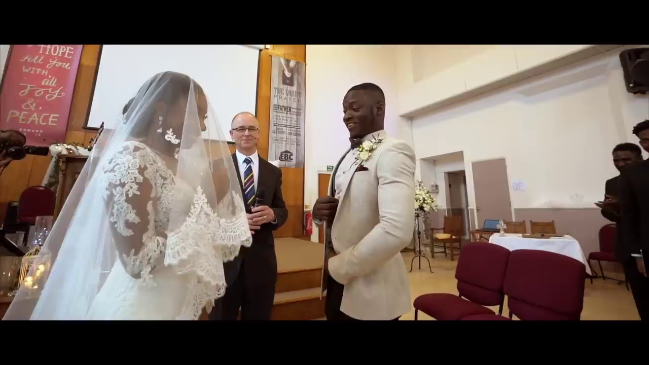 BRIDE SURPRISE GROOM WITH CHRIST_CENTRED /SPOKEN WORDS FROM VIRAL WEEDING/LYRICS INCLUDED