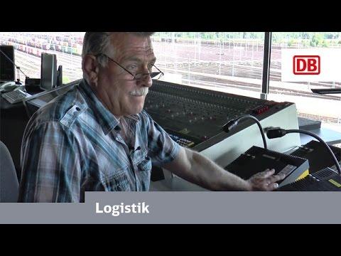 Ein Arbeitstag bei DB Schenker Rail am Rangierbahnhof Maschen Teil 1: Der Bergmeister