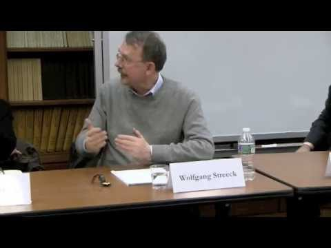 Book Talk: Buying Time: The Delayed Crisis of Democratic Capitalism by Wolfgang Streeck