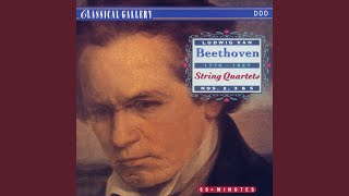 String Quartet No. 2 in G Major, Op. 18, No. 2: IV. Allegro molto, quasi presto