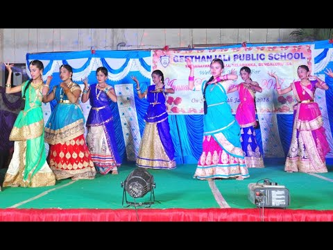 Jilka Remix - Annual Day At GPS 2018