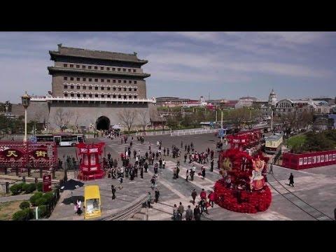 Beijing, Baijiu, Bites and Business