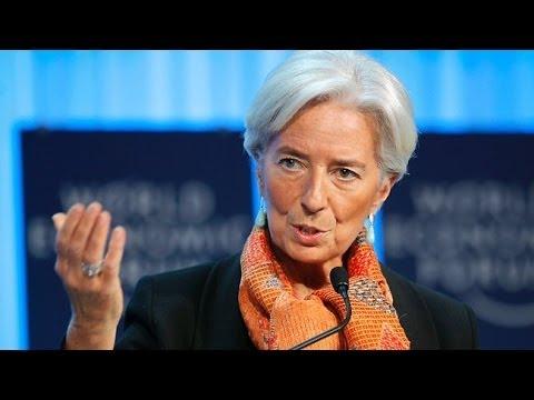 Christine Lagarde : IMF will address Inequality in the World