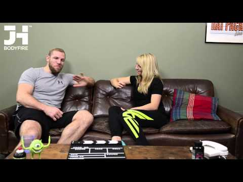 how to get  in shape with Chloe Madeley