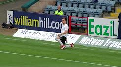 SPFL League Cup Last 16: Dundee v Ayr United
