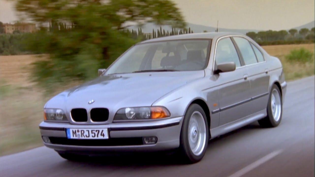 Bmw 5 Series E39 1995 2003 Youtube
