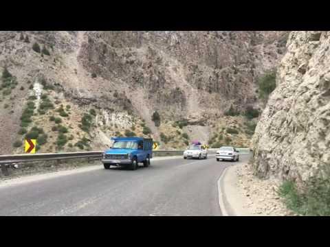 Time Lapse - Alborz Mountains Iran