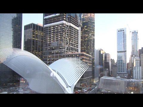 WTC Transportation Hub $2 billion over budget