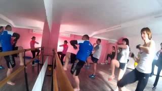 тренировка по Тайбо