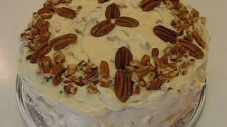 Betty's Perfect Pecan Cream Cheese Frosting