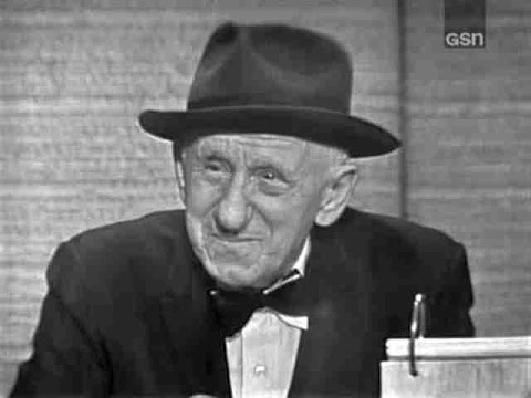 What's My Line? - Jimmy Durante; Bobby Darin [panel] (Jan 31, 1965) [W/ COMMERCIALS]