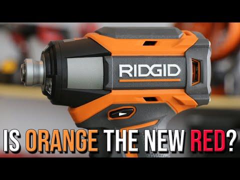 New RIDGID OCTANE Impact Driver - Tools for a PRO OR JOE ?