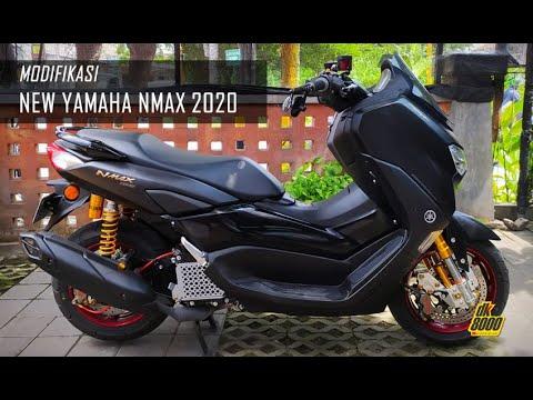 Modifikasi Menuju Hedon New Yamaha Nmax 2020 I Dk8000 Youtube