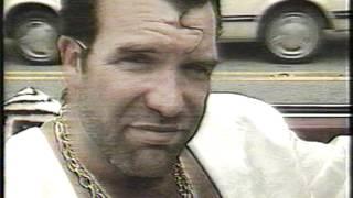 Razor Ramon debut vignette - WWF - June 1992