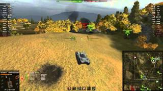 World of Tanks - Replay - Aufklarungspanzer Panther - Ace Mastery - Redshire - 11-04-2013-2239