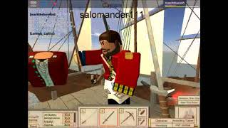ROBLOX: TL - Silver Antler vs. The Bloody Fleet