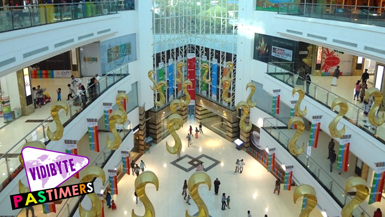 Top 10 biggest shopping malls in india youtube for Best boutiques in the world