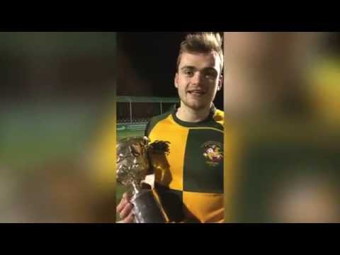 St George's, University of London rugby team wins the Hospitals Cup