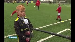 Veense Voetbalcup in het RTL journaal screenshot 3