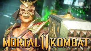 i Got A New Shao Kahn Brutality! -- Mortal Kombat 11: