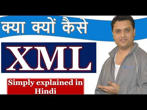 What is XML ?  Simple Meaning