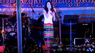 Zorinzuali Khiangte - Pawmlai tingtang @Kutpui Live Concert