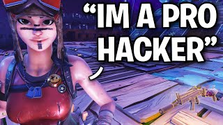 INSANE THUG nearly SCAMMED ME!! 😭😱 (Scammer Get Scammed) Fortnite Save The World