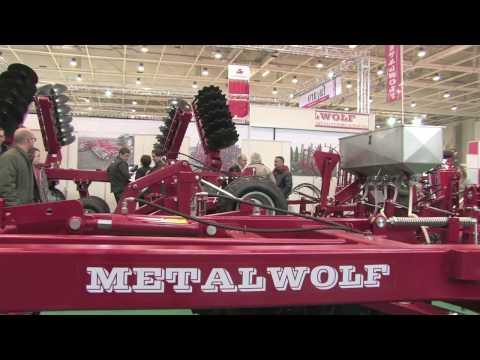 Metalwolf az AgroMash Expón