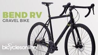 Polygon Bend RV - Gravel / Cyclocross Disc Bike