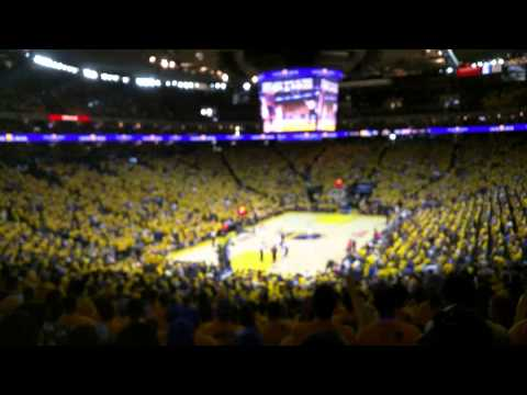 Golden State Warriors vs. Cleveland Cavaliers - Game 2 of 2015 NBA Finals