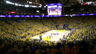 Golden State Warriors vs. Cleveland Cavaliers - Game 2 of 2015…