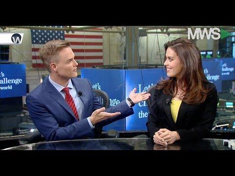 Olivia Voznenko und Manuel Koch mit dem US-Wochenausblick am 31.5.2019