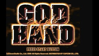 NOW PLAY GOD HAND ON PC