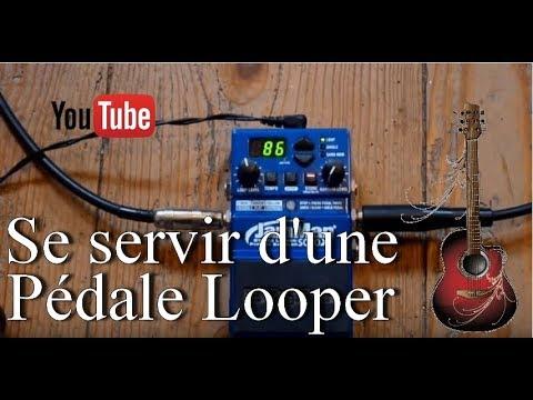 ♫ Cours Guitare : Comment se servir d'une Pédale Looper ?