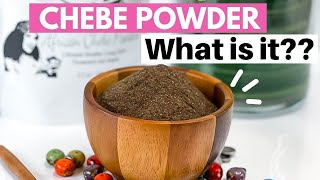 What is Chebe Powder? Everything you need to know about this Powerful herb