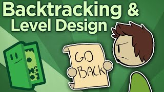 Backtracking And Level Design   Making A Way Out   Extra Credits
