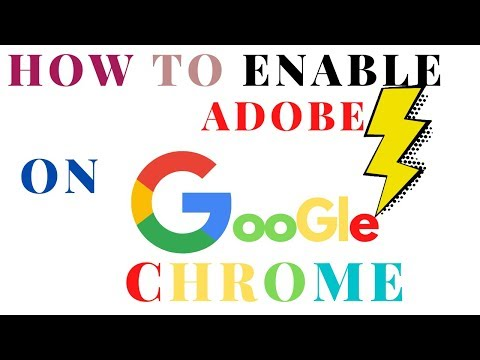 How To Enable Adobe Flash Player On Chrome | EASY 2019
