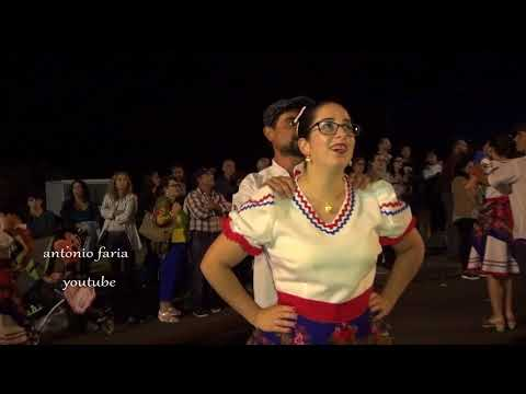 Marcha da Freguesia de Rosais, Semana Cultural Velas 2018 Ilha São Jorge