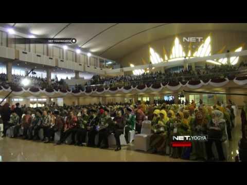NET YOGYA - Presiden Membuka Konvensi Nasional Indonesia Berkemajuan