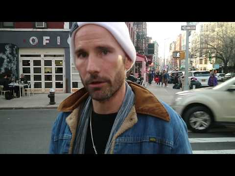 Live Street Meditation and Visualization (10 Minute Transformation)