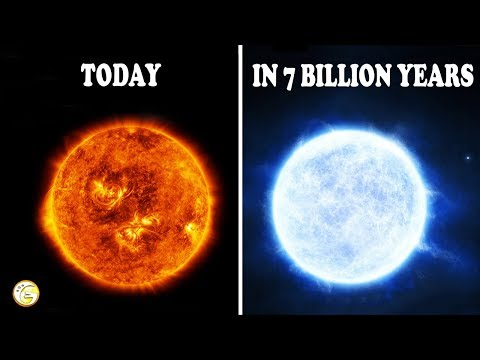 What Will Happen To Our Sun In 7 Billion Years From Now?