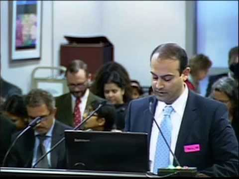 Hindu Comments at California's Department of Education