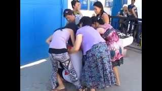 Зеки Казахстана