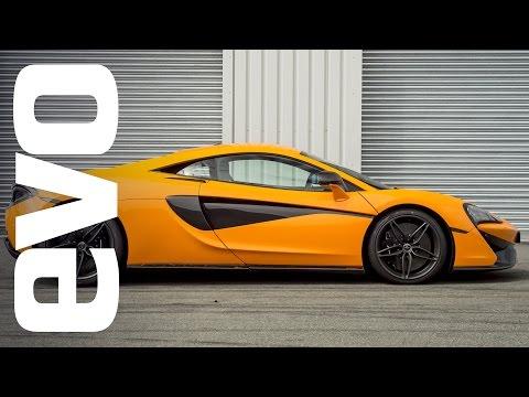 McLaren 570S | evo LEADERBOARD