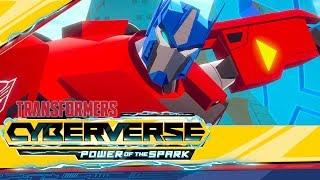 Bandar Terbiar  #216  Transformers Cyberverse  Transformers Official