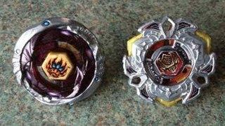 Epic Beyblade Battle: Phantom Orion B:D vs Variares D:D (Takara Tomy Version Beys)